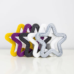Silicone Star Teethers