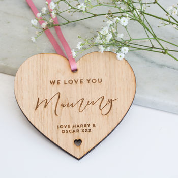 'Love You Mummy' Mother's Day Gift