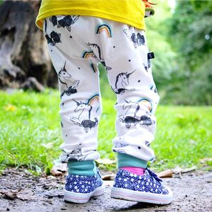 Unicorn And Rainbow Harems - trousers & leggings