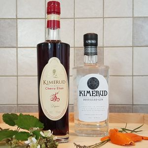 Kimerud Gin And Cherry Elixir Twin Pack