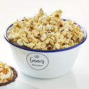 Personalised Star Enamel Popcorn Bowl