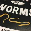 Can Of Worms Art Print