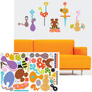 Children's Wall Art Stickers