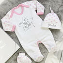 A Star Is Born, Personalised New Baby Gift Box Set