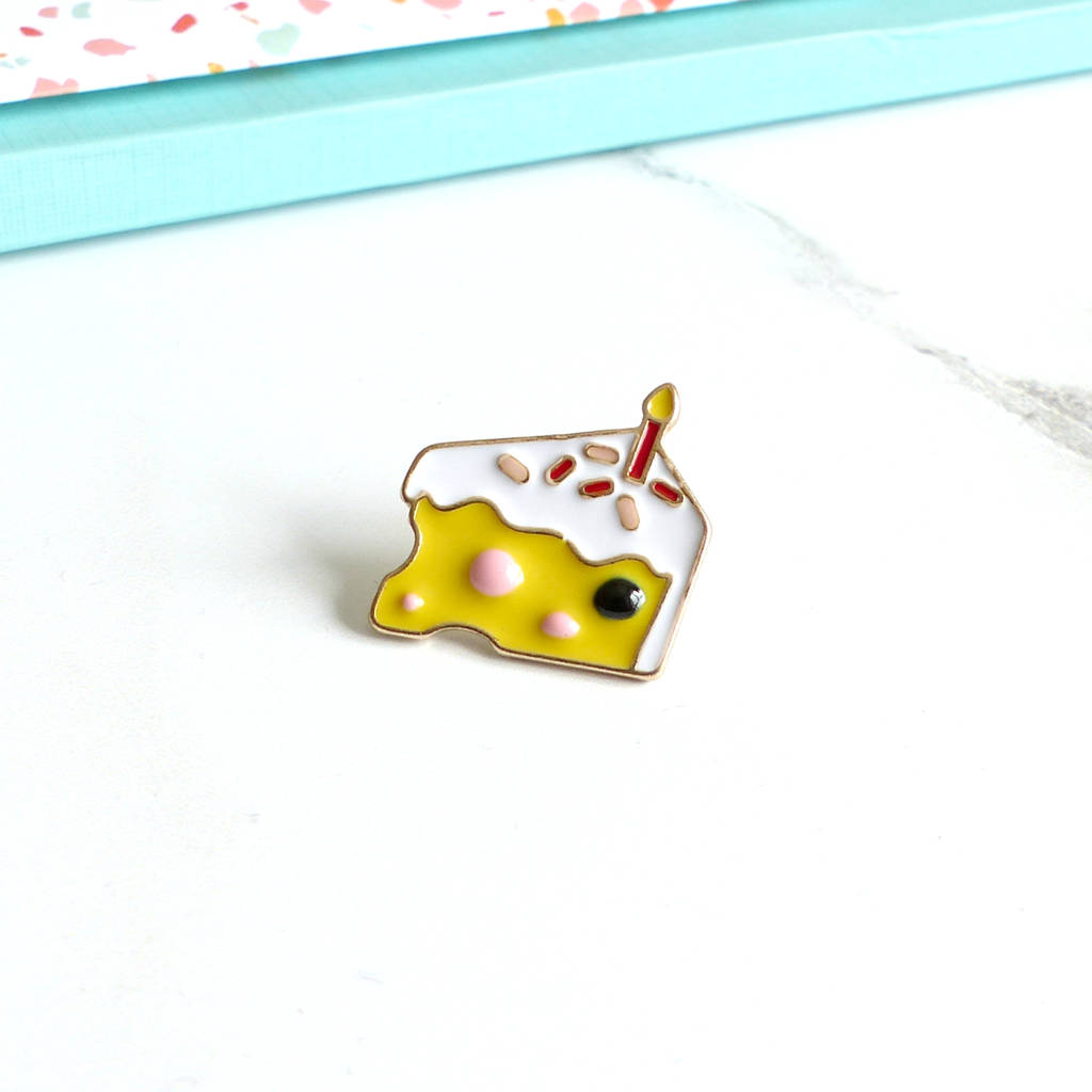 how to make enamel pin badges
