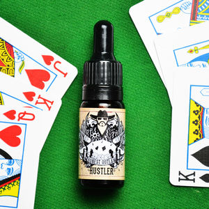 Hustler Beard Oil 10ml - what's new