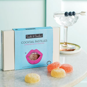 Christmas Gin Alcoholic Sweets - secret santa gifts