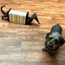 Dachshund Book Ends For Dog Lovers