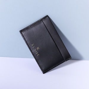 Multi Card Case, Black
