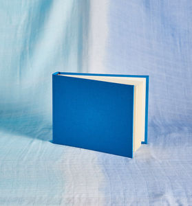 Personalised Blue Photo Album