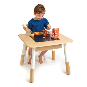 Childs Personalised Wooden Table