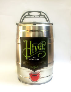 Honey Beer Fiver Litre Mini Keg - beer & cider