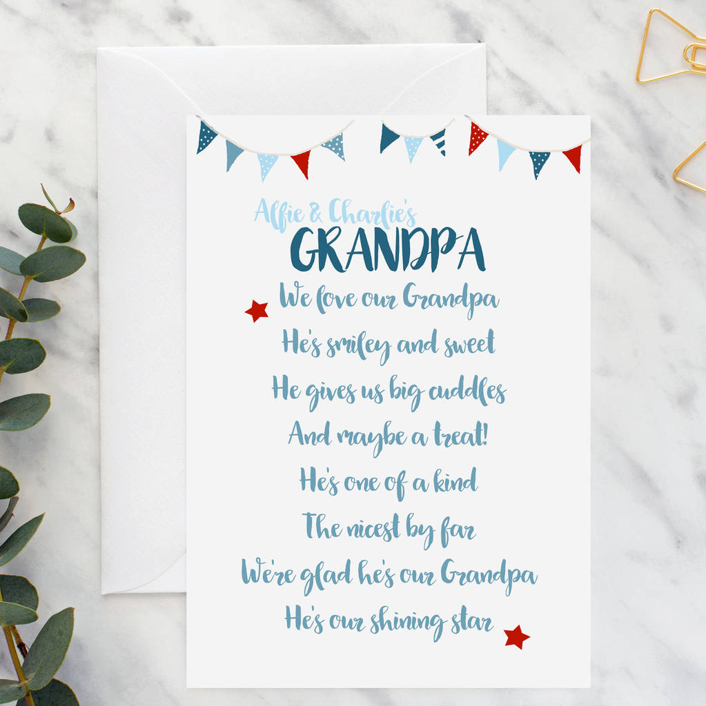 21+ Best Funeral Poems For Grandpa | Love Lives On