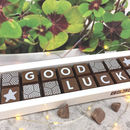 Good Luck Chocolate Gift