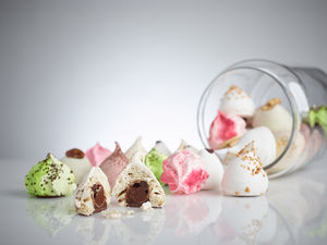 Meringue Truffles Gift Box - gifts for her
