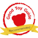 world map pillowcase Recommended by the Good Toy Guide