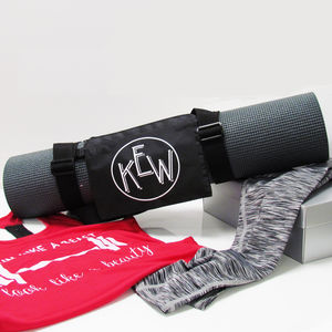 Personalised Fitness Mat
