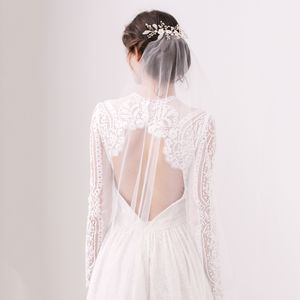 Barely There Wedding Veil - veils