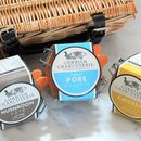 Classic Set Of Cornish Artisan Pâtés And Rillettes