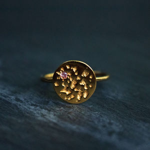 Io Moon Ring - rings