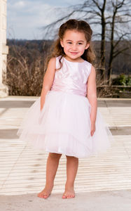 Lily Tutu Flower Girl Dress