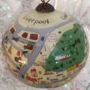 Illustrated Liverpool Bauble