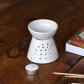 Handmade Ceramic Oil Burner