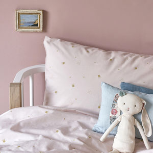 Princess Duvet Set In Cot Bed And Single