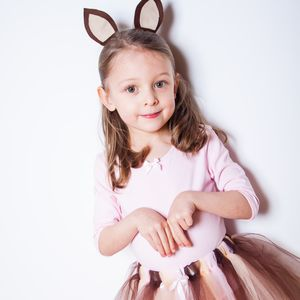 Woodland Fawn Tutu And Ears Craft Kit - creative activities