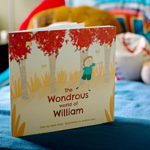 Personalised Child's Story Book - books