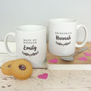 Bridesmaid Personalised Mug