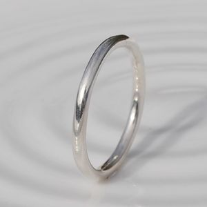 9ct White Gold Halo Wedding Ring - brand new partners