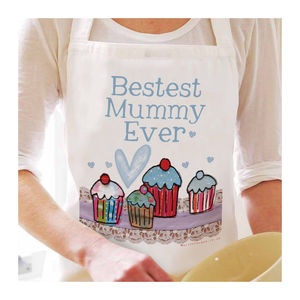 Personalised Bestest Grandma Ever Apron - kitchen accessories
