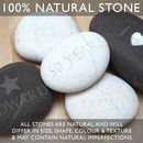 Personalised Keepsake Gift Engraved Pebbles