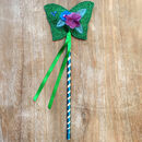 Woodland Butterfly Wand
