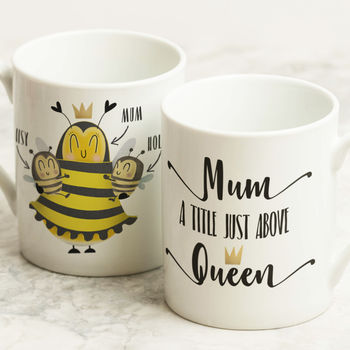 Personalised 'My Mum' Mug For Mothers
