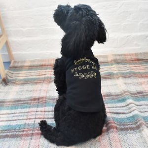 Personalised Pet Clothes Notonthehighstreet Com