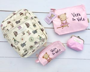 Pink Bag And Purse Gift Set - winter sale