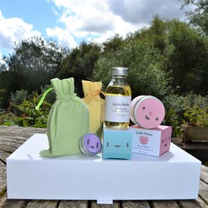 Great Expectations Pregnancy Skin Care By Little Herbs - gifts for mums-to-be