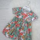 Flower Shower Dress