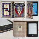 Kindle Book Cover For eReader Or Tablet