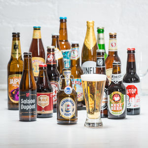 15 Award Winning Beers Of The World - gifts for him