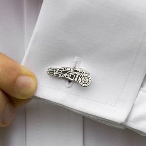 Batmobile Dark Knight Cufflinks - cufflinks