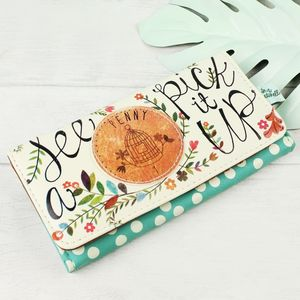 'See A Penny' Wallet - women's accessories