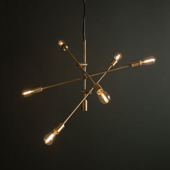 Arm Chandelier Light