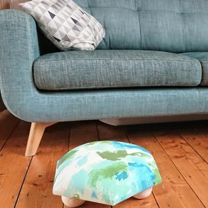 Hexagonal Foot Rest - footstools & pouffes