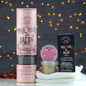 Make Your Own Bacon Home Curing Kit