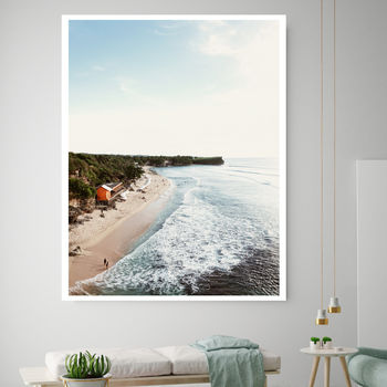 Hamptons Love, Canvas Art