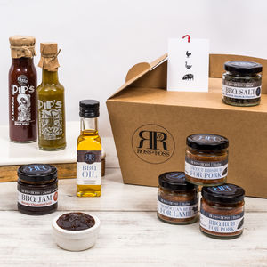 Bbq Hamper Gift Box