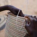 Natural Alibaba Handwoven Laundry Basket